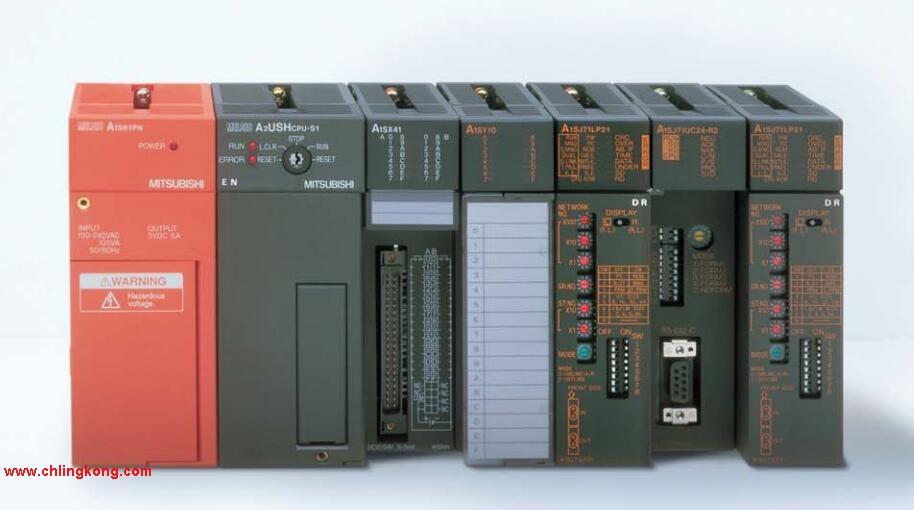 三菱以太网模块/三菱cclink模块/三菱A1SJ71E71N-B2