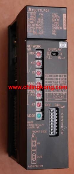 三菱A1SJ71LP21GE,cpu fx2n-10mr