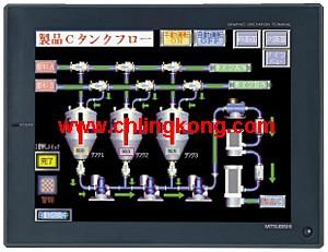 三菱A985GOT-TBD-V三菱触摸屏编程