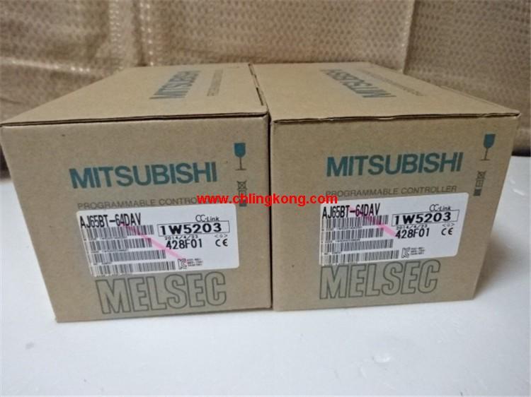 三菱plc,安川伺服,曼奈柯斯,proface触摸屏 aj65bt-64dav 三菱aj65bt