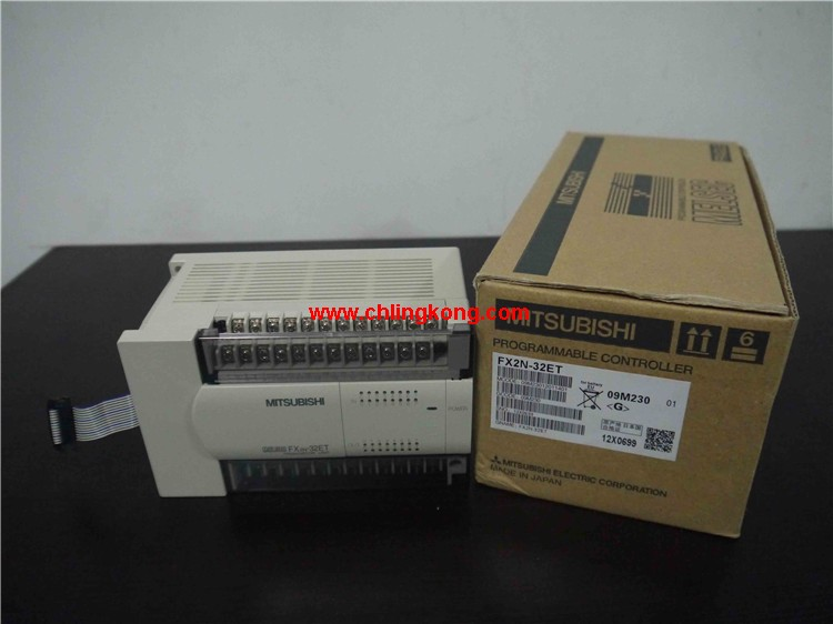 晶体管输出单元fx2n-32et原装三菱fx2n-32et 三菱机