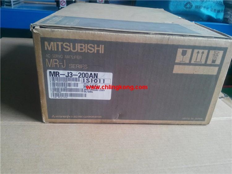 三菱 通用脉冲接口型驱动器 MR-J3-200AN