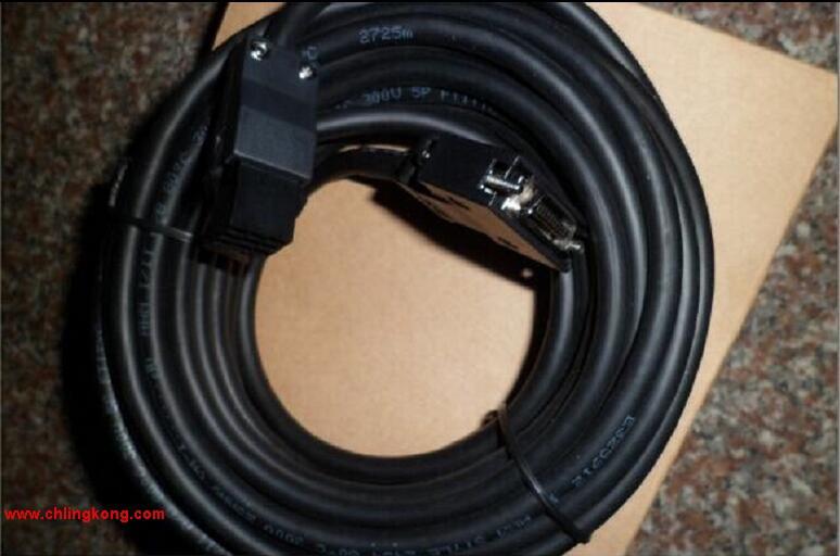 三菱 编码器电缆 MR-J3ENSCBL30M-L