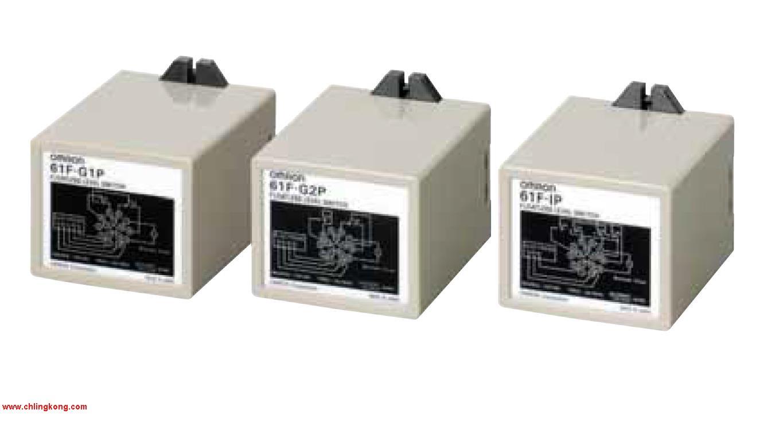 欧姆龙61f-g1pd ac220v 5a (电阻负载)的大容量开关欧姆龙61f-g1pd