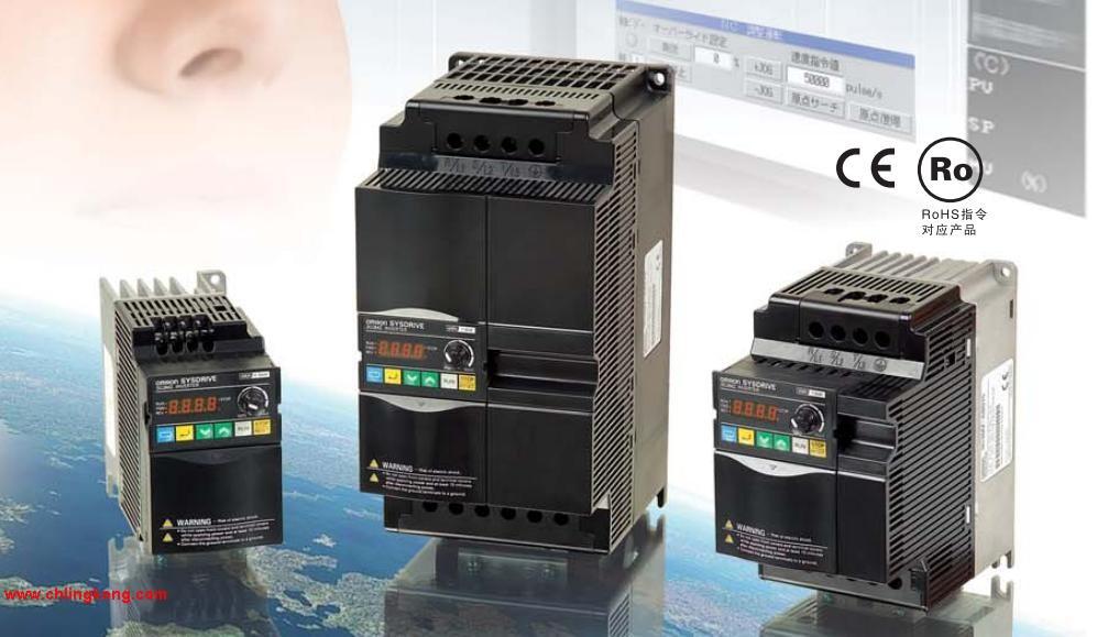 欧姆龙开环矢量控制型变频器3G3MZ-A4055-ZV2